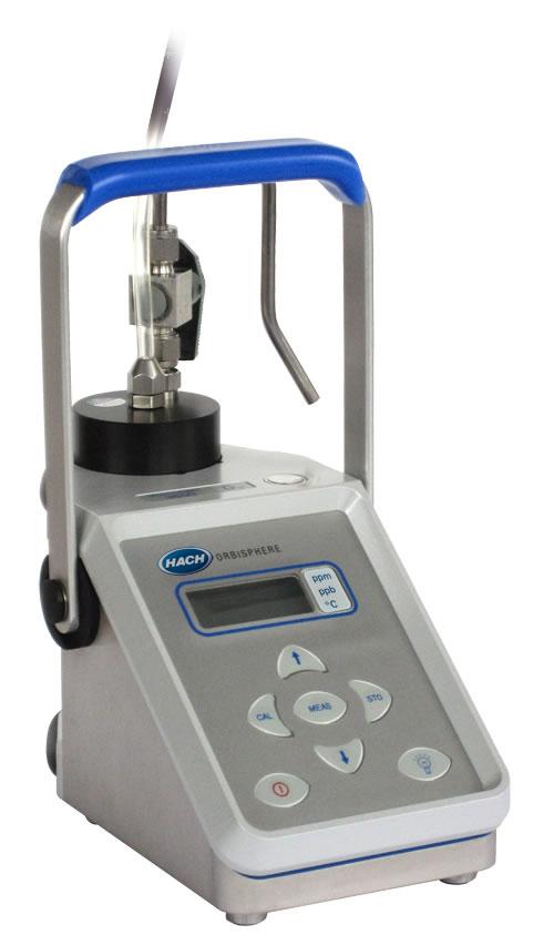 Orbisphere 3650便携式溶解氧分析仪
