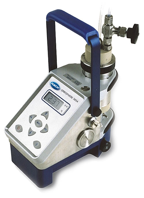 Orbisphere 3654便携式溶解氧分析仪